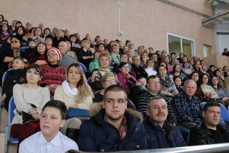 03 февраля 2018 года работники отдела №6 УФК по Курской области приняли участие в торжественном городском мероприятии, посвященном 75-летию разгрома немецко-фашистских войск в Сталинграде.